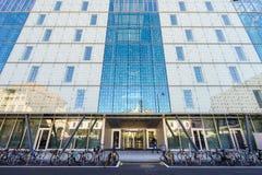 Университет Карл Vogt в Женеве, Швейцарии Стоковая Фотография
