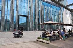 Университет Лейпцига стоковое фото