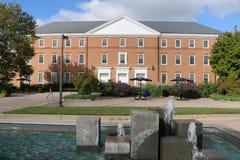 Университет Мерилендаа стоковое изображение rf