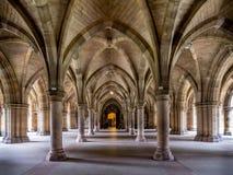 Университет монастырей Глазго Стоковая Фотография RF