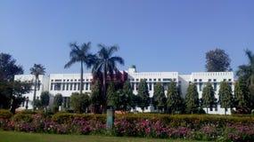 Университет Нью-Дели Индия Jamia Millia Islamia стоковые изображения rf