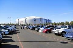 Университет стадиона Феникса, Glendale, AZ - 16-ое ноября 2014 Стоковое Изображение