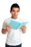 университет студента коллежа книги открытый Стоковое Фото