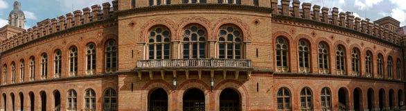 Университет Украина Chernivtsi стоковое изображение