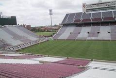 Университет футбольного стадиона Оклахомы Стоковое Изображение RF