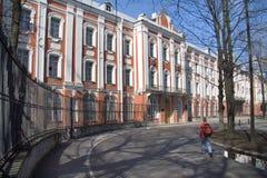 университет Стоковые Фотографии RF