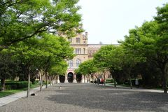 университет Стоковая Фотография