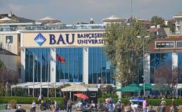 Университет Bahcesehir Стоковое Изображение