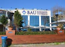 Университет BAU в Стамбуле Стоковые Изображения