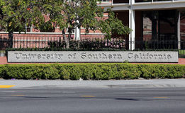 университет california южный Стоковые Фото