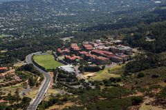 университет Cape Town стоковое фото