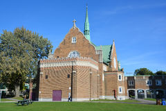 Университет Concordia часовни Loyola Стоковые Изображения RF