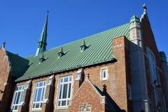 Университет Concordia часовни Loyola Стоковые Фото