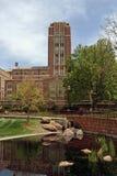 университет denver стоковое фото