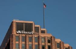 Университет Drexel в Филадельфии Стоковое Изображение RF