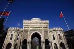 университет istanbul Стоковое Фото