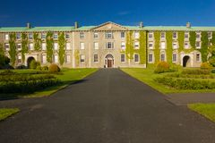 Университет Maynooth графство Kildare Ирландия стоковые изображения
