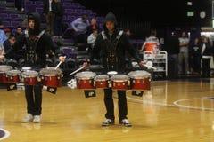 университет portland барабанщиков Стоковое Изображение RF