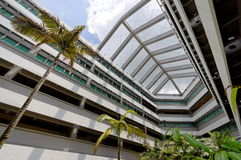 университет singapore кампуса национальный стоковые изображения rf