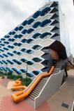 Университет Trobe Ла в Мельбурне Австралии Стоковое Фото