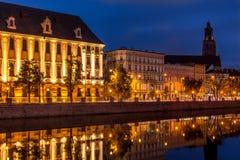 Университет Wroclaw Стоковая Фотография