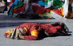Унижать монаха 2 стоковая фотография rf