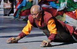 Унижать монаха 3 стоковые изображения rf
