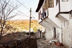 Уникально архитектура Berat Стоковое Изображение RF