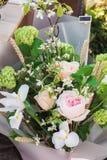Уникально букет цветков Стоковое фото RF