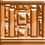 уникально произведенное компьютером Стоковое Изображение RF