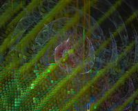 Уникальный, тайна фестиваля текстуры конспекта влияния футуристическая, фантазия дизайна шаблона стоковое фото