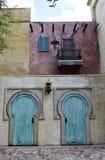 Уникально двери Тампа Стоковые Изображения RF