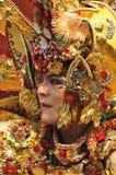 Уникально рамка крупного плана Custume моды Стоковые Изображения RF