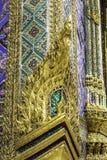 Уникально тайская картина искусства стоковая фотография rf