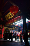 лунное торжество Semarang Нового Года 2567 Стоковые Изображения