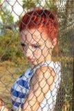 Унылая девушка Стоковая Фотография RF
