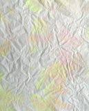 Упадите цвет дальше к тканям проникните грубую поверхностную бумагу для текстуры предпосылки красочной стоковое изображение rf