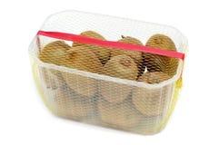 упакованные кивиы Стоковое Фото