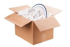 упаковка коробки Стоковые Фотографии RF