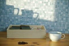 Упаковка кофе Стоковое Фото