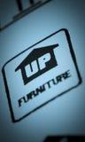 упаковывать мебели Стоковое Фото