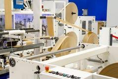 Упаковывая машина Стоковое фото RF