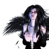 упаденный ангел Стоковая Фотография RF