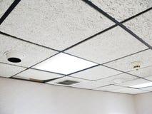 Упаденный потолок стоковая фотография rf