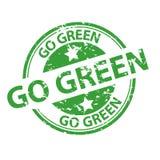 Уплотнение избитой фразы - идет зеленый цвет - иллюстрация вектора иллюстрация штока