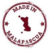 Уплотнение острова Malapascua иллюстрация вектора
