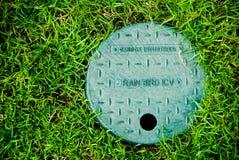 уплотнение травы промышленное Стоковая Фотография RF