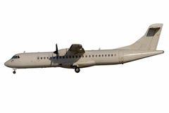 упорка turbo самолета стоковое изображение