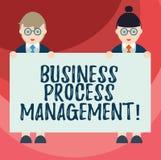 Управление бизнес-процесса показа знака текста Схематическая дисциплина фото улучшать мужчины бизнес-процесса и бесплатная иллюстрация