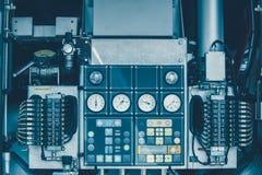 Управление высокого давления датчика клапана водяной помпы электрическое Стоковое фото RF